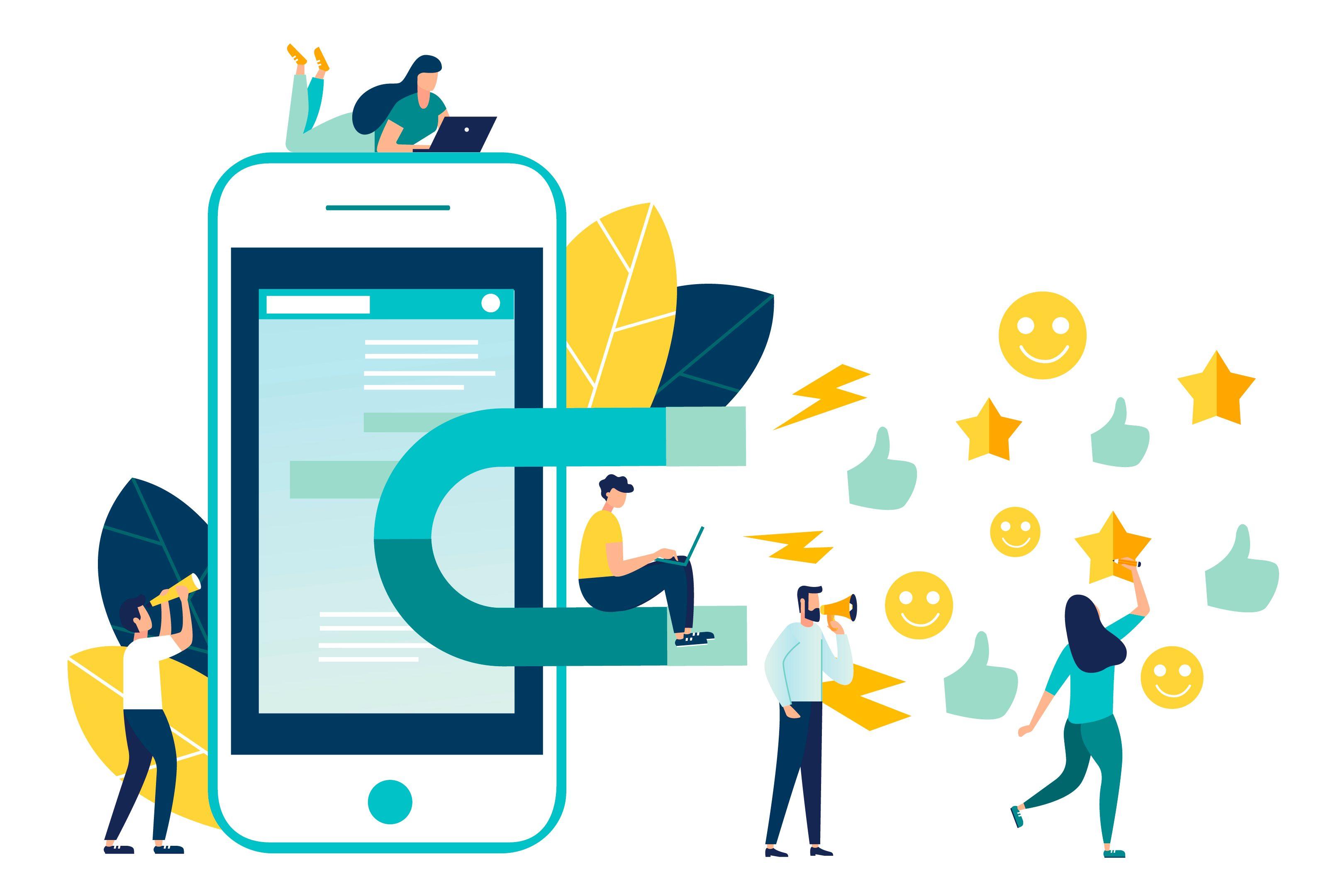 Aumenta il potere delle recensioni online